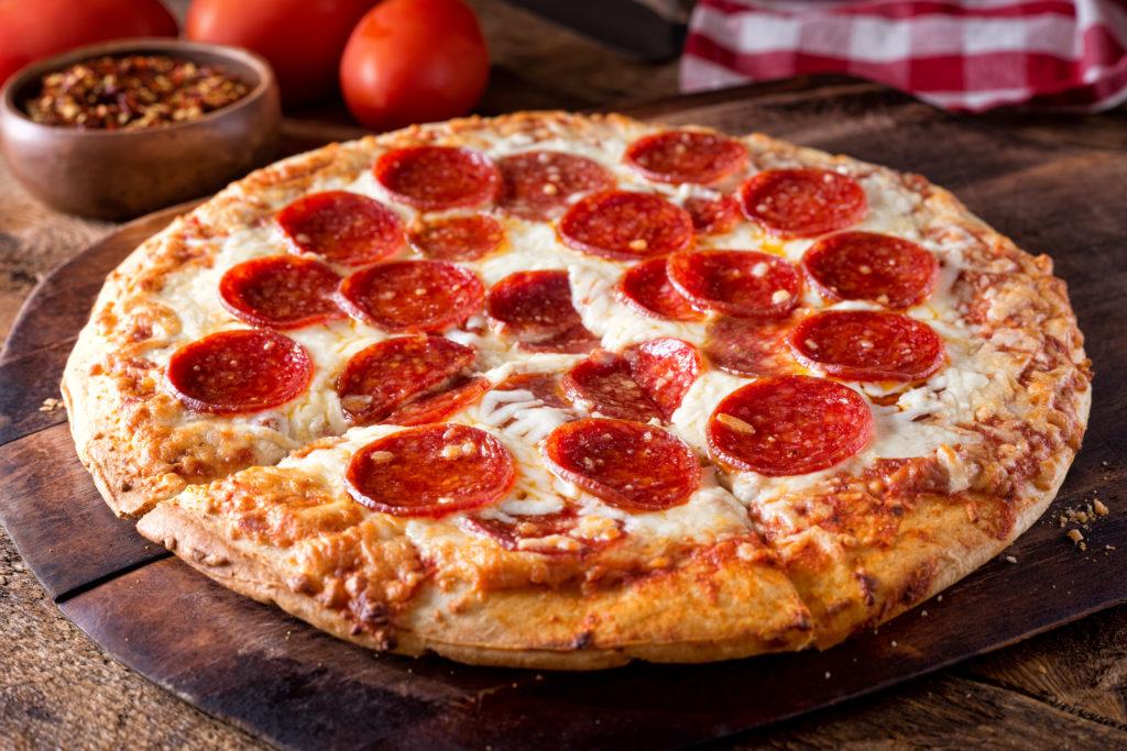 Afhaaldeal familiepizza bij Prinses Spanish Restaurant