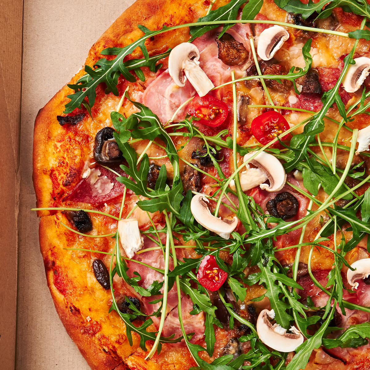 Afhaaldeal: 3 pizza's bij De Burgemeester van Napels