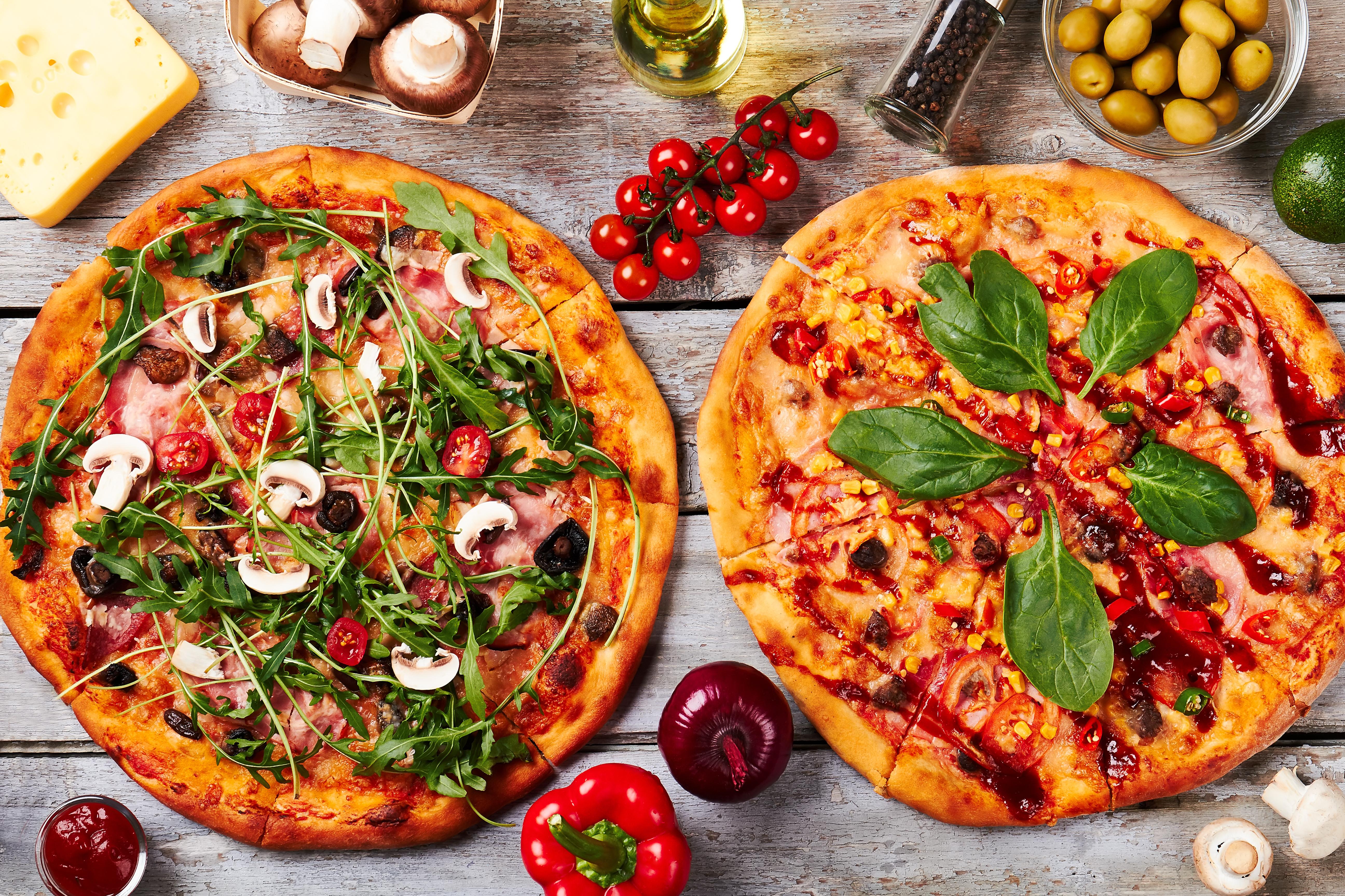 Afhaaldeal: 2 pizza's bij De Burgemeester van Napels