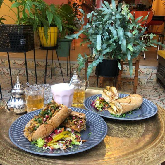 Lunch El Maïda Groningen Blog HLT