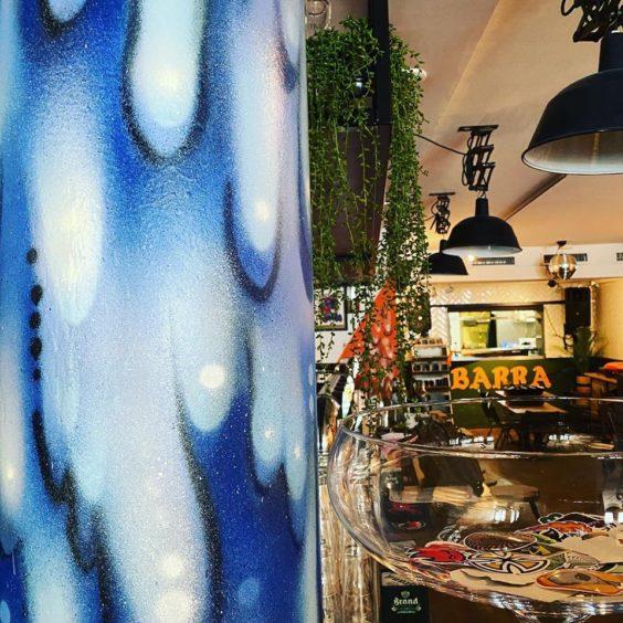 graffiti wand Barra 050 Groningen Blog HLT