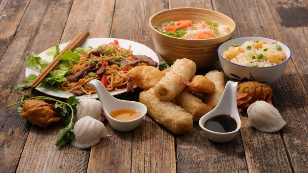 Afhaaldeal rijsttafel bij Restaurant Wereldgeluk