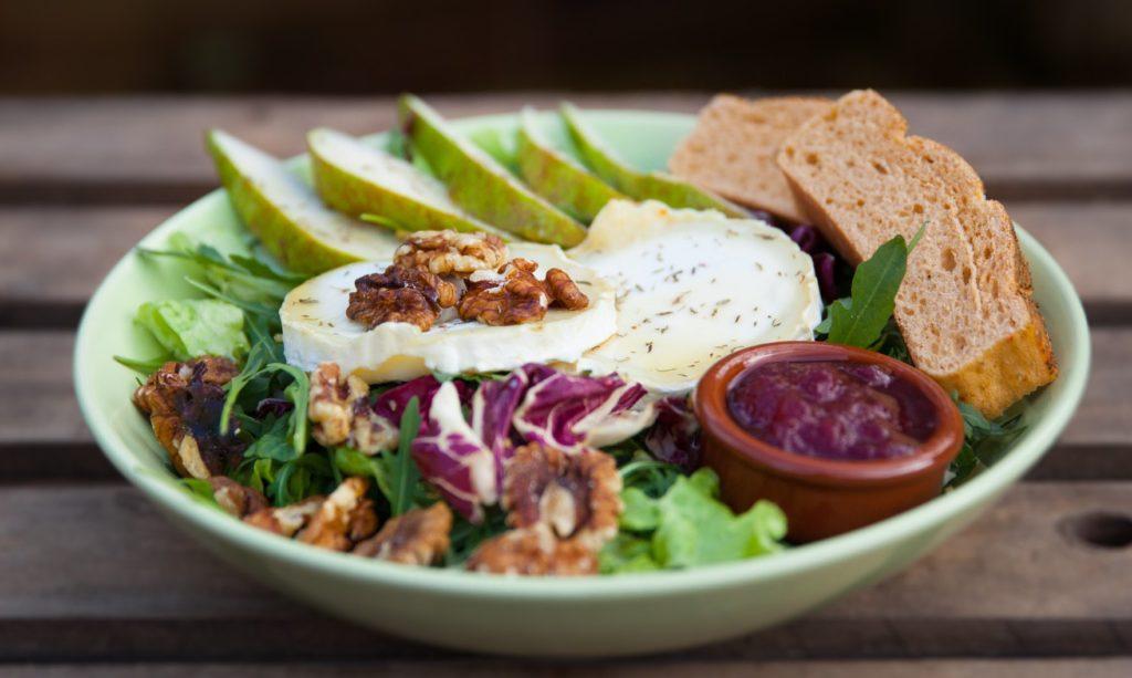 Royal Lunch salade bij Fresh Today Carolieweg