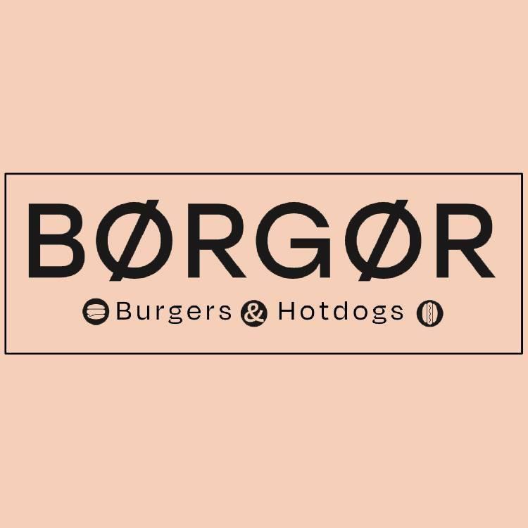 BØRGØR Logo