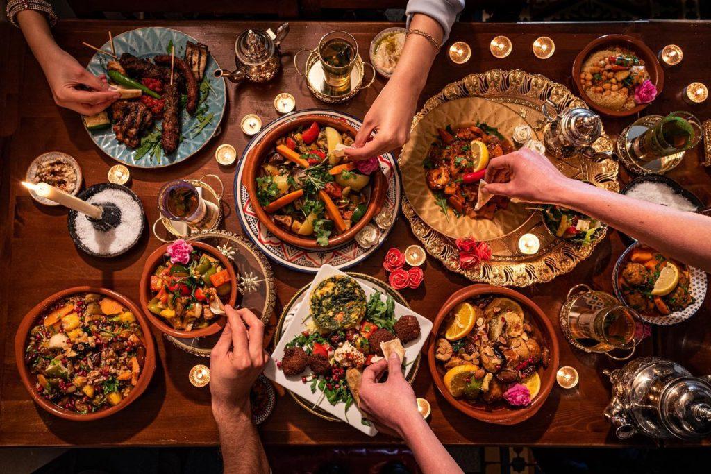 Dagaanbieding - Afhaaldeal: BBQ gerecht bij Mechoui dagelijkse koopjes