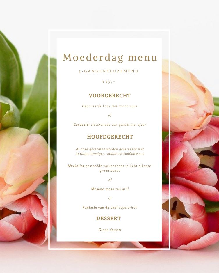 cadeau Moederdag Groningen