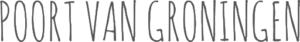 Poort van Groningen Logo
