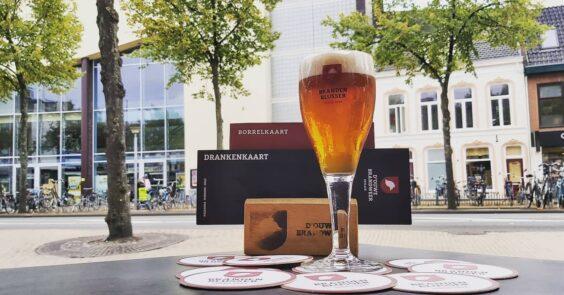 Eetcafé d'Ouwe Brandweer Groningen Drankje